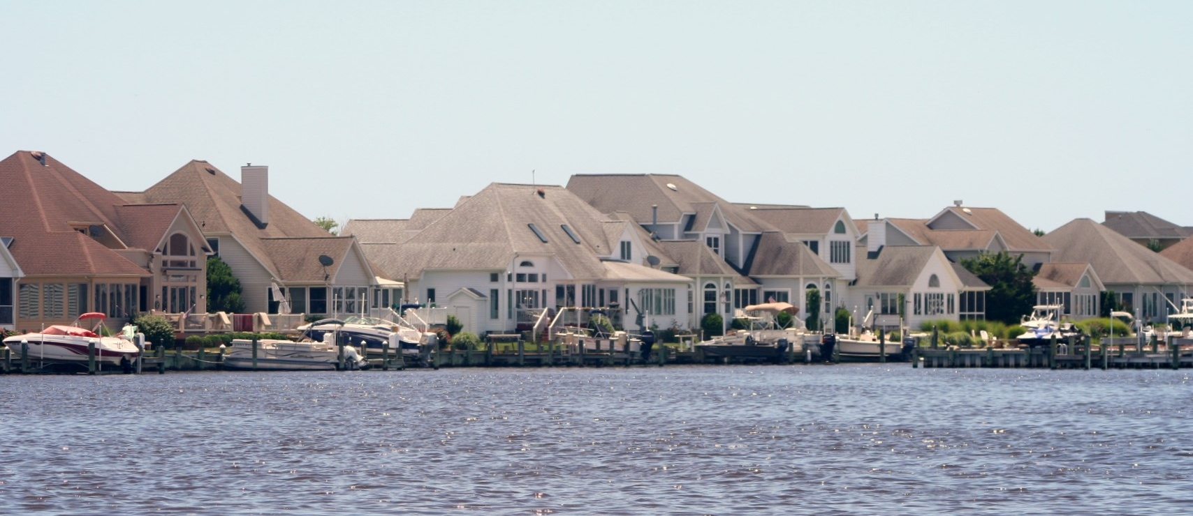 ocean pines waterfront homes for sale