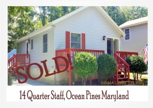14 Quarter Staff, Ocean Pines MD