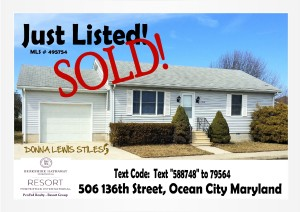 506 13th Street, Ocean City Maryland