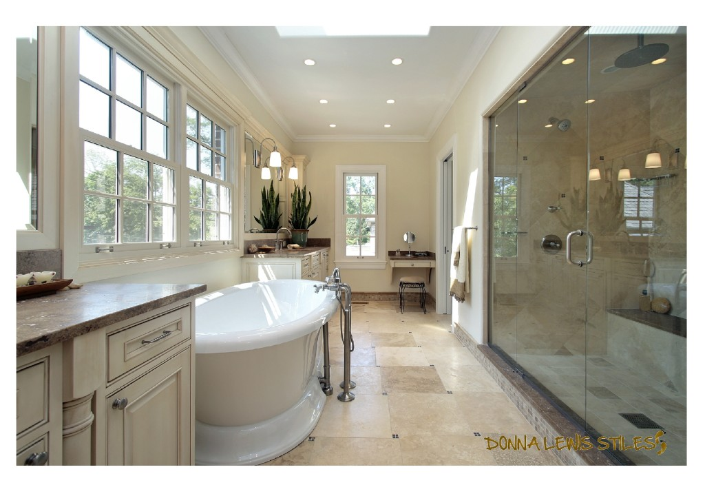 A Bathroom Renovation Can Add Value To Your Property, If Itu0027s Done Right.  These Three Things Are Key.