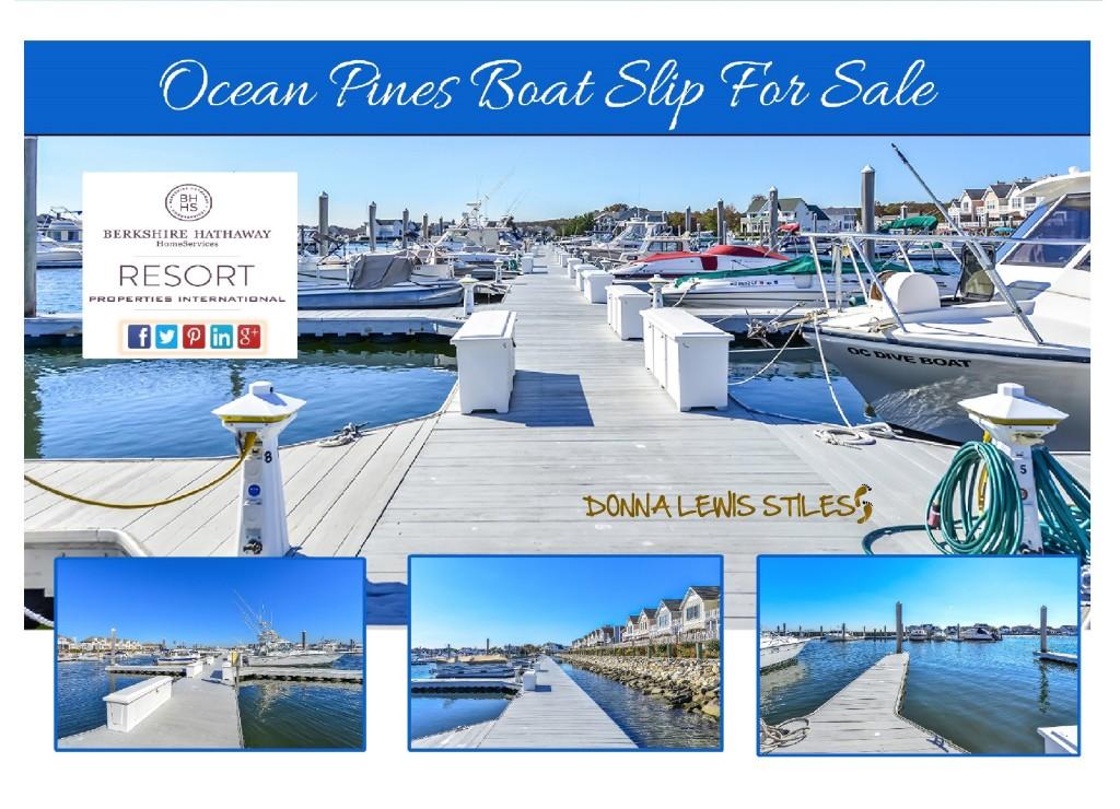 Pines Point Marina Dock Seifert