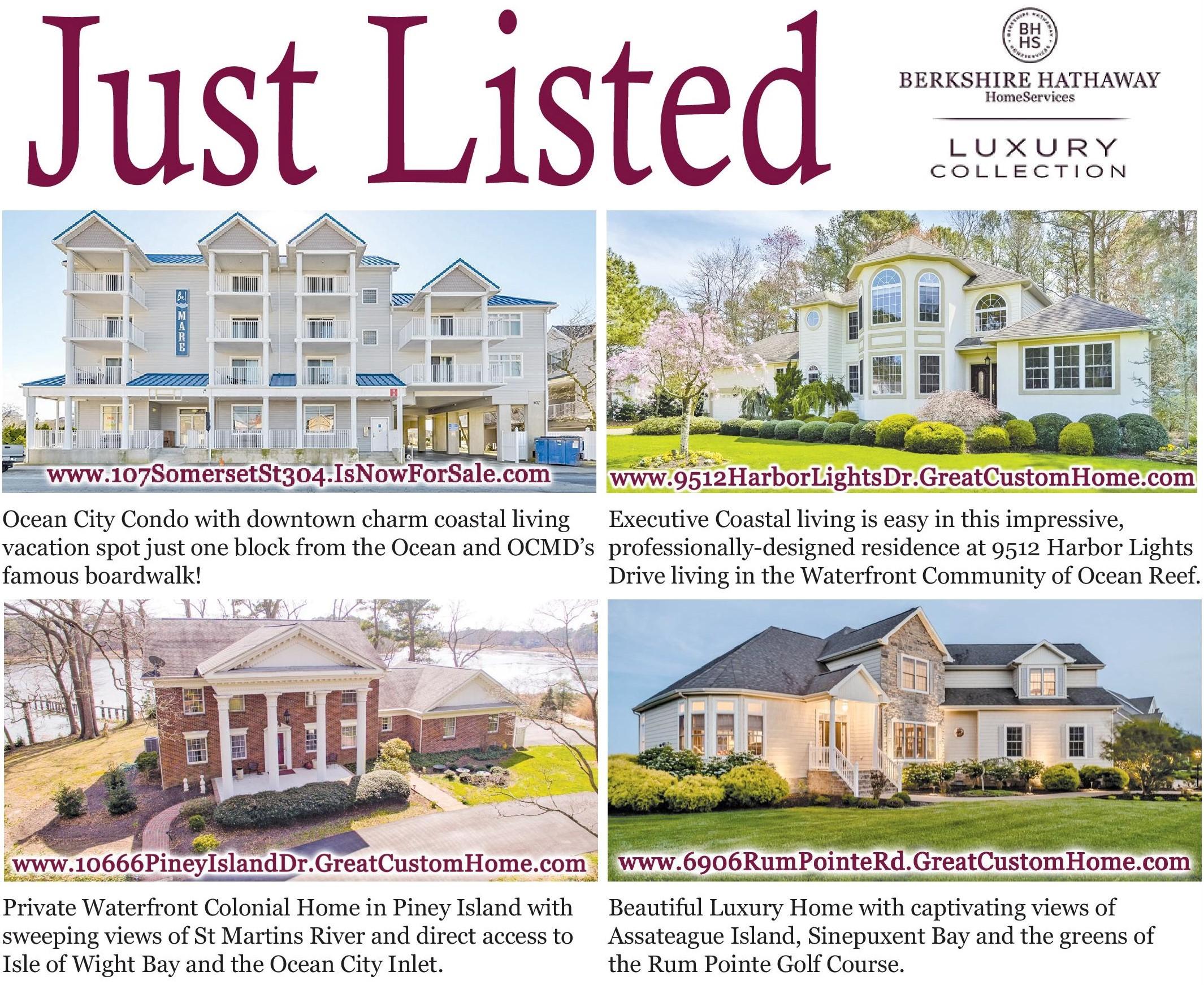 Ocean City Maryland Luxury Homes